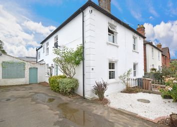 Thumbnail 3 bed detached house for sale in Station Road, Shalford, Guildford