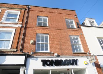 Thumbnail 3 bed flat to rent in High Street, Newmarket