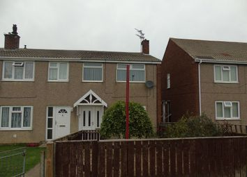 Thumbnail 3 bed terraced house to rent in East Lea, Newbiggin-By-The-Sea