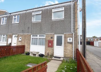 Thumbnail 3 bed end terrace house for sale in Edmonds Way, Grimsby