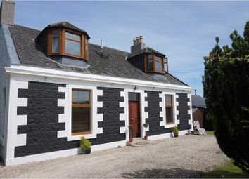 Thumbnail 4 bed farmhouse for sale in Low Coylton, Ayr