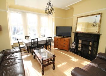 Thumbnail 5 bed terraced house to rent in Grove Gardens, Headingley, Leeds