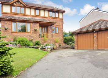 Thumbnail 4 bed detached house for sale in Collen Wen, Llanfairpwllgwyngyll, Anglesey.