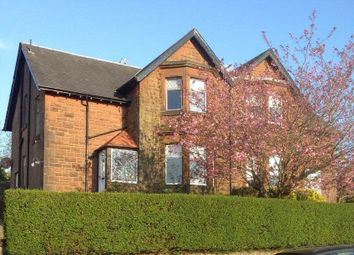 Thumbnail 4 bed semi-detached house for sale in Corse Street, West Kilbride