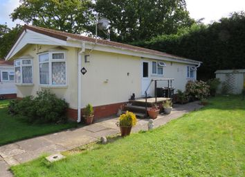 Thumbnail 2 bed mobile/park home for sale in Corfe Road, Stoborough, Wareham