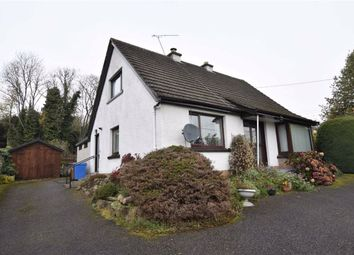 Thumbnail 3 bed detached house for sale in Old Evanton Road, Dingwall, Ross-Shire