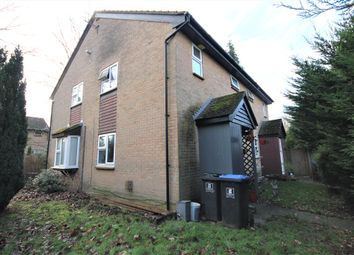 1 bed end terrace house for sale in Hawkswell Walk, Woking, Surrey GU21