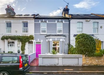 Thumbnail 2 bed terraced house to rent in Devonshire Road, Chiswick, London