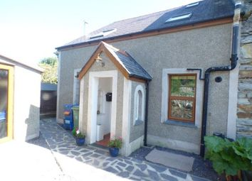 Thumbnail 3 bed semi-detached house for sale in Pentrefelin, Criccieth, Gwynedd