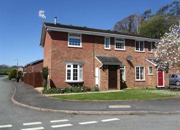 Thumbnail 3 bed semi-detached house to rent in Wyke Way, Shifnal, Shropshire