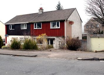 Thumbnail 3 bed semi-detached house for sale in Masonhill Road, Ayr