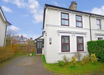 Thumbnail 3 bed semi-detached house for sale in Springfield Road, Groombridge, Tunbridge Wells, Kent