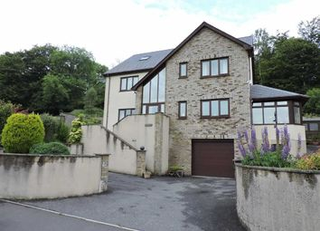 Thumbnail 6 bed detached house for sale in Forest Road, Lampeter