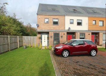 Thumbnail 3 bed terraced house for sale in Tudhoe Close, Elba Park, Houghton Le Spring