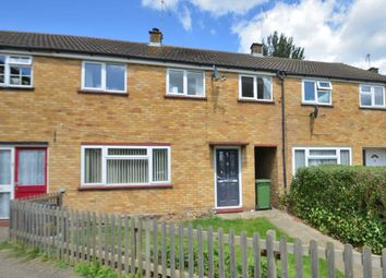 Thumbnail 3 bedroom terraced house for sale in Dorchester Avenue, Bletchley, Milton Keynes