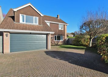 Thumbnail 4 bed detached house for sale in New Forest Drive, Brockenhurst