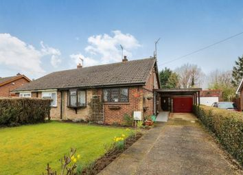 Thumbnail 3 bed semi-detached house for sale in Mill Lane, Greenfield, Beds, Bedfordshire