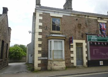 Thumbnail 3 bed end terrace house to rent in High Street, Chapel En Le Frith, High Peak