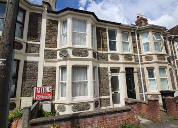 Thumbnail 3 bed terraced house for sale in Chatsworth Road, Arnos Vale, Near Brislington, Bristol