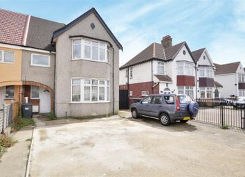 Thumbnail 3 bed flat to rent in Great South West Road, Hounslow
