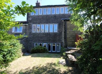Thumbnail 2 bedroom terraced house for sale in Linfit Fold, Linthwaite, Huddersfield