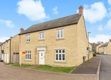 Thumbnail 4 bed detached house to rent in Bathing Place Lane, Witney