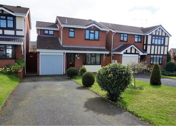 Thumbnail 3 bed detached house for sale in Torridon Road, Willenhall
