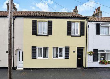 Thumbnail 4 bed semi-detached house for sale in North End, Flamborough, Bridlington
