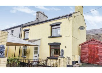 Thumbnail 3 bed semi-detached house for sale in Nantlle Road, Talysarn