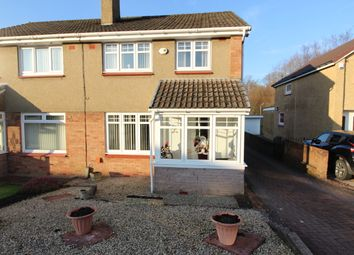 Thumbnail 3 bed semi-detached house for sale in Cromarty Road, Airdrie