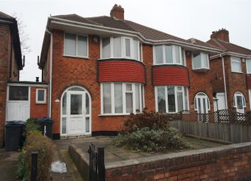 Thumbnail 3 bed property to rent in Coventry Road, Yardley, Birmingham