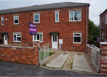 Thumbnail 3 bed end terrace house for sale in Walton Street, Barnsley