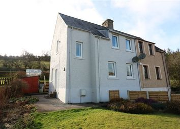 Thumbnail 3 bed semi-detached house for sale in Holmwood Crescent, Langholm, Dumfries And Galloway