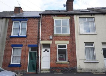 Thumbnail 3 bed terraced house for sale in Providence Road, Walkley, Sheffield