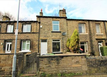 2 bed terraced house to rent in Barcroft Road, Huddersfield HD4