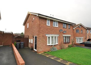 Thumbnail 2 bedroom semi-detached house to rent in Ockam Croft, Northfield, Birmingham