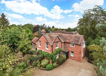 Thumbnail 3 bedroom detached house for sale in Finchampstead, Berkshire