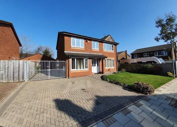 Thumbnail 4 bed property for sale in Wentworth Drive, Carlisle