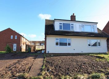 Thumbnail 3 bedroom semi-detached house for sale in 43 Wedgewood Crescent, Ketley, Telford