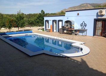 Thumbnail 4 bed villa for sale in Villa Contesa, Velez Rubio, Almeria