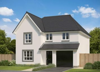 """Thumbnail 4 bedroom detached house for sale in """"Cullen"""" at Newbarns, Urquhart Road, Oldmeldrum, Inverurie"""