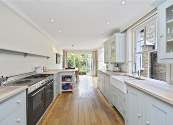 Thumbnail 3 bed terraced house for sale in Summerfield Avenue, London