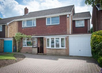 Thumbnail 4 bed detached house for sale in Perott Drive, Four Oaks, Sutton Coldfield