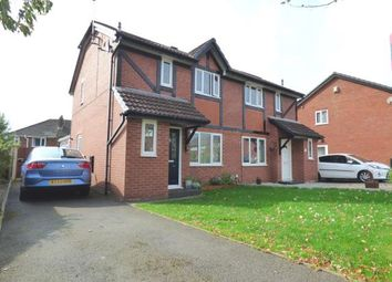 Thumbnail 3 bed semi-detached house for sale in The Campions, Lea, Preston, Lancashire