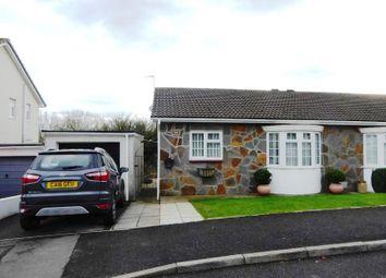 Thumbnail 2 bedroom property for sale in Ty Gwyn Drive, Brackla, Bridgend.