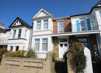 Thumbnail 4 bed terraced house for sale in Thornhill Road, Mannamead, Plymouth