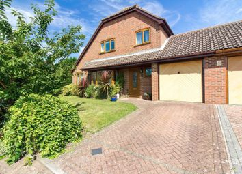 Thumbnail 4 bed detached house for sale in Pike Close, Folkestone