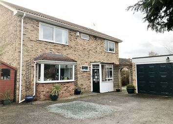 Thumbnail 4 bed detached house to rent in School Lane, Fulford, York