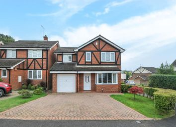 Thumbnail 4 bed detached house for sale in Bracknell, Berkshire RG42,