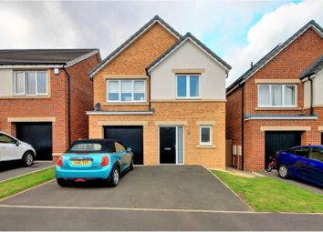 Thumbnail 4 bed detached house for sale in Hornbeam Close, Durham
